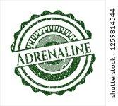 green adrenaline distressed...   Shutterstock .eps vector #1259814544