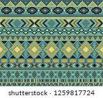 peruvian american indian...   Shutterstock .eps vector #1259817724