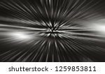 fractal explosion star with... | Shutterstock . vector #1259853811