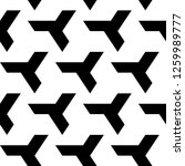 figures backdrop. mosaics...   Shutterstock .eps vector #1259989777