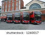 Red London Double Decker Buses...