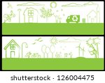 healthy environment | Shutterstock . vector #126004475
