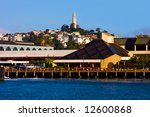 coit tower in san francisco | Shutterstock . vector #12600868