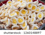 sandalwood flower for funerals... | Shutterstock . vector #1260148897