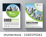 business abstract vector... | Shutterstock .eps vector #1260193261