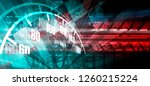 racing speed background  vector ... | Shutterstock .eps vector #1260215224