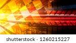 racing speed background  vector ... | Shutterstock .eps vector #1260215227