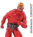 super hero project   Shutterstock . vector #126022427