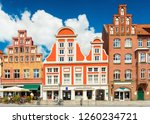 luneburg   july 2018  germany ... | Shutterstock . vector #1260234721