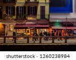 milan  italy   december 15 ...   Shutterstock . vector #1260238984