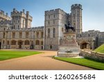 architecture and exterior... | Shutterstock . vector #1260265684