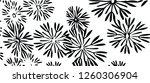 decorative elegant abstract...   Shutterstock .eps vector #1260306904