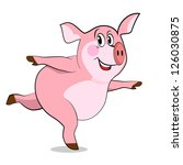 aerobic,agriculture,animal,art,artwork,baby,bacon,barn,cartoon,clip art,clip-art,cute,dance,domestic,drawing