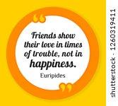 vector illustration of quote.... | Shutterstock .eps vector #1260319411