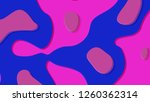 background in paper style.... | Shutterstock . vector #1260362314