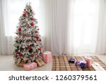 christmas background christmas...   Shutterstock . vector #1260379561
