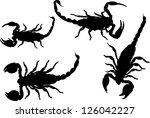 Illustration With Scorpion...