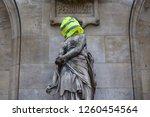 paris   france   december 15...   Shutterstock . vector #1260454564