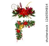 christmas elements for your... | Shutterstock .eps vector #1260504814