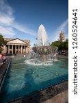 guadalajara  mexico  january 7... | Shutterstock . vector #1260524641