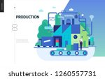 business series  color 3  ... | Shutterstock .eps vector #1260557731