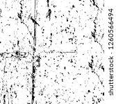 vector grunge overlay texture.... | Shutterstock .eps vector #1260566494