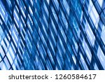 generic structural glazing of... | Shutterstock . vector #1260584617