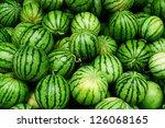 Many Big Sweet Green...