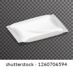 isometric isolated flow pack... | Shutterstock . vector #1260706594