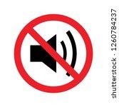ban icon loud sound
