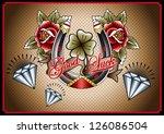 vector illustration of good... | Shutterstock .eps vector #126086504