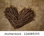 The Heart Of The Old Rusty Nails