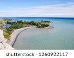 Scarborough Bluffs Of Toronto...