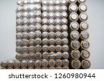 ecology recycling concept ...   Shutterstock . vector #1260980944