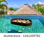 Floating Breakfast In Paradise...