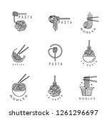 vector icon and logo for... | Shutterstock .eps vector #1261296697