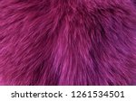 Texture Natural Long Pile Fur ...