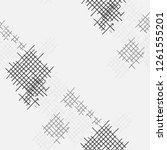 grunge seamless net. abstract... | Shutterstock .eps vector #1261555201