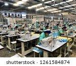 sisophon cambodia december 18... | Shutterstock . vector #1261584874