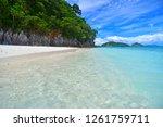cockburn island landscape of... | Shutterstock . vector #1261759711