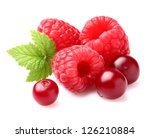 Raspberry With Cranberry