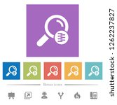 search in compressed files flat ... | Shutterstock .eps vector #1262237827