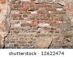 old brick wall. abstract... | Shutterstock . vector #12622474