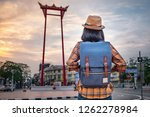 Asian Women Tourists Are...