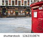 london  uk   4 december 2018 ... | Shutterstock . vector #1262310874
