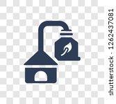 biogas icon. trendy biogas logo ... | Shutterstock .eps vector #1262437081