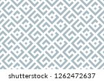 abstract geometric pattern. a... | Shutterstock .eps vector #1262472637
