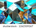 Geometric patterns in glass and ...