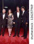 Постер, плакат: Domenico Dolce Scarlett Johansson