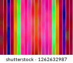 color parallel vertical lines... | Shutterstock . vector #1262632987
